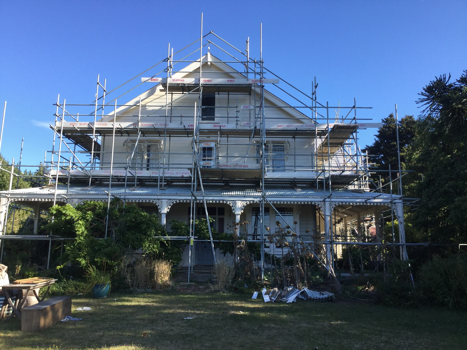 Canterbury and Christchurch Scaffolding Erect Scaffolding LTD
