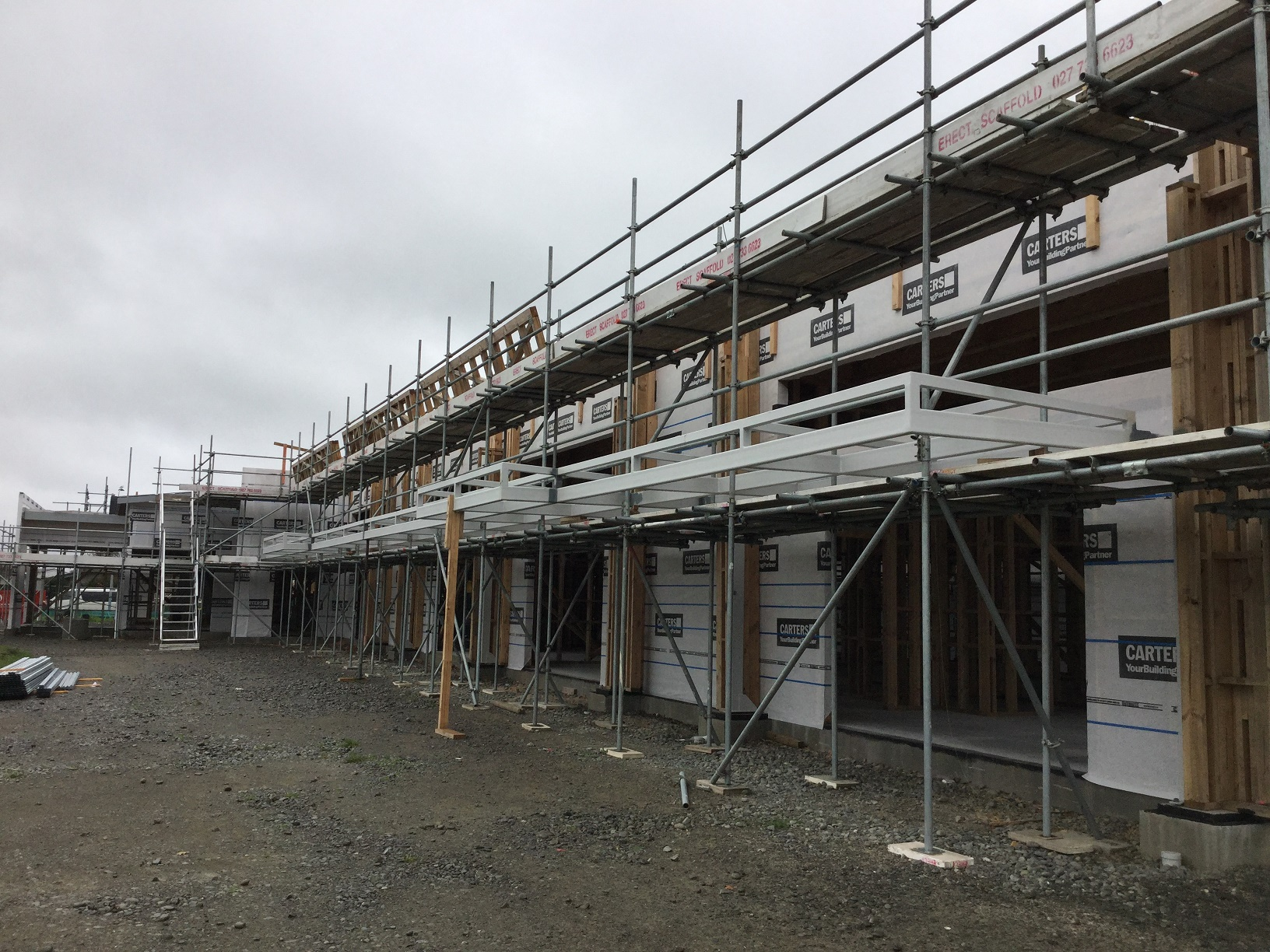 Scaffolding Company Christchurch Canterbury Region, Erect Scaffolding LTD