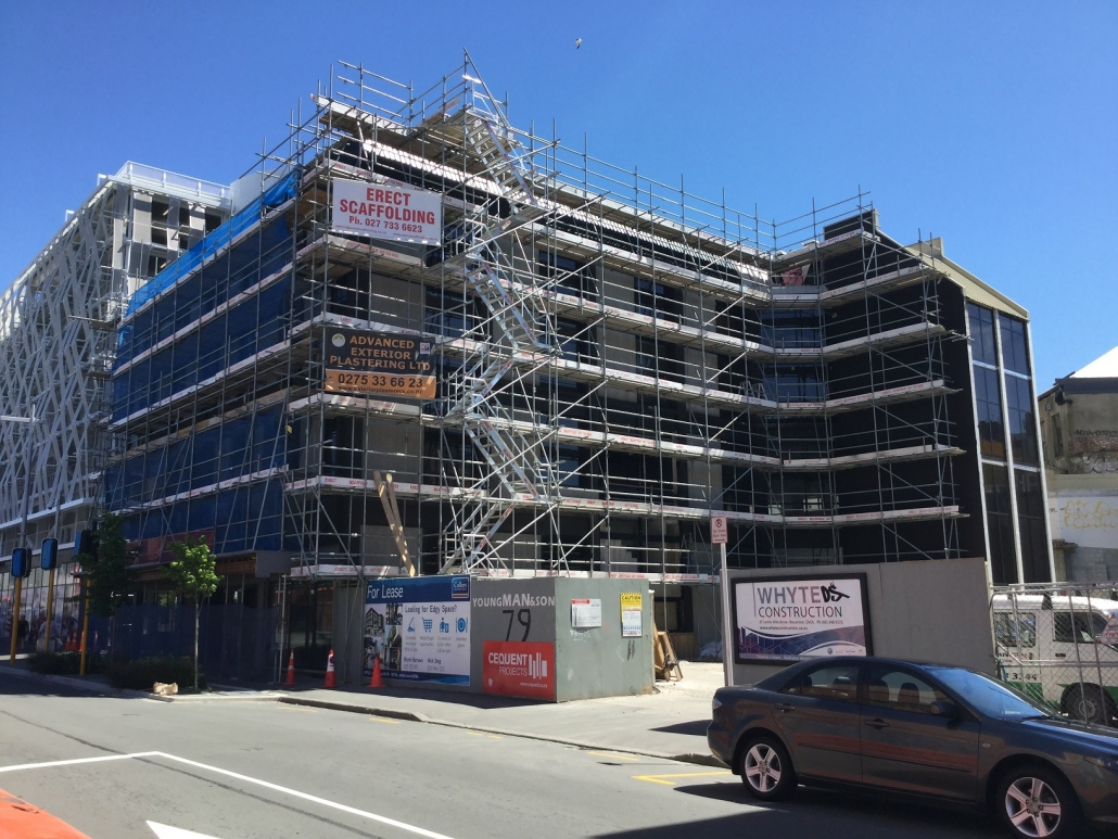 Scaffolding Christchurch and Canterbury, Erect Scaffolding LTD