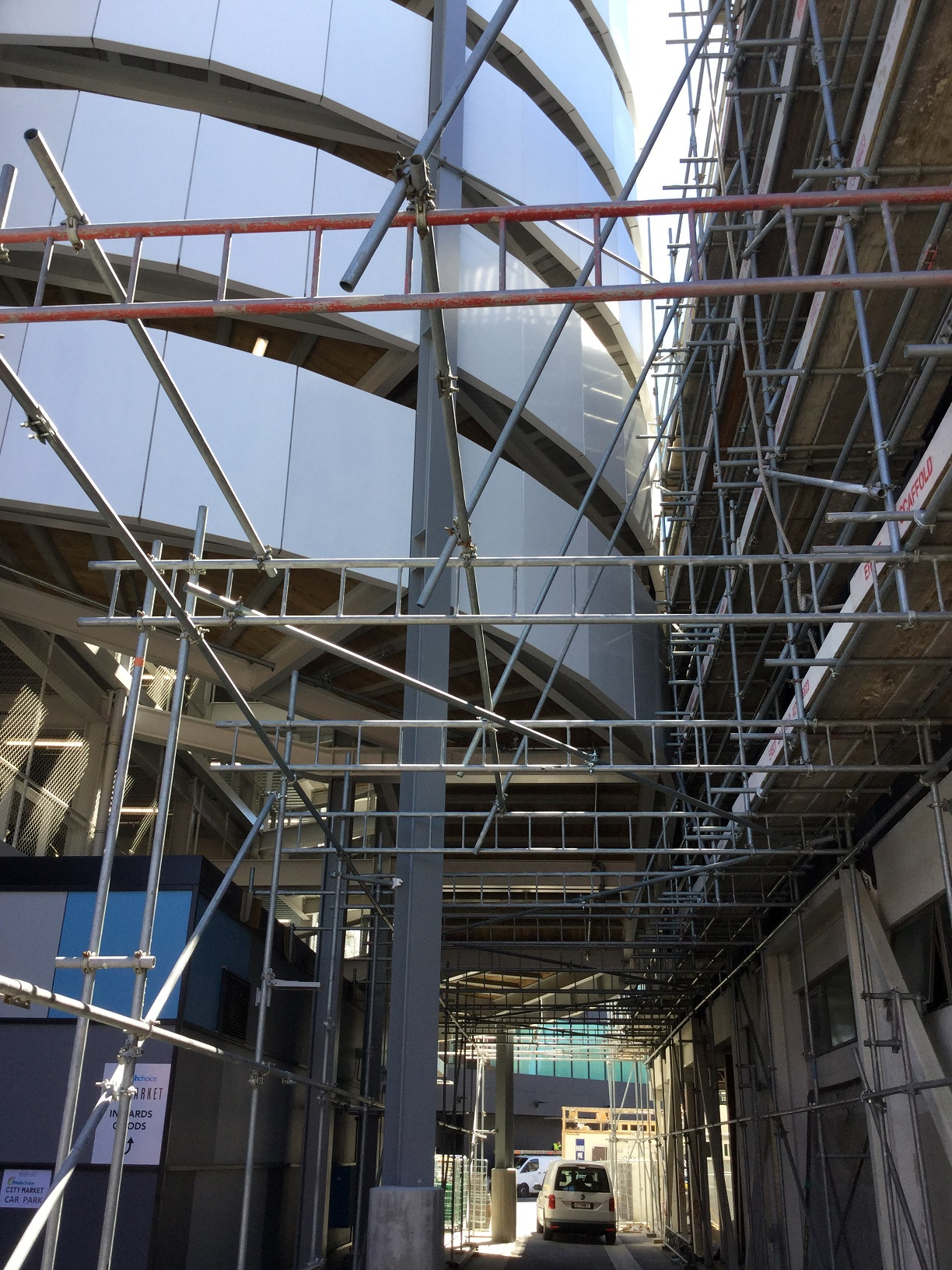 Erect Scaffolding LTD Canterbury Scaffolding Services, Christchurch Canterbury