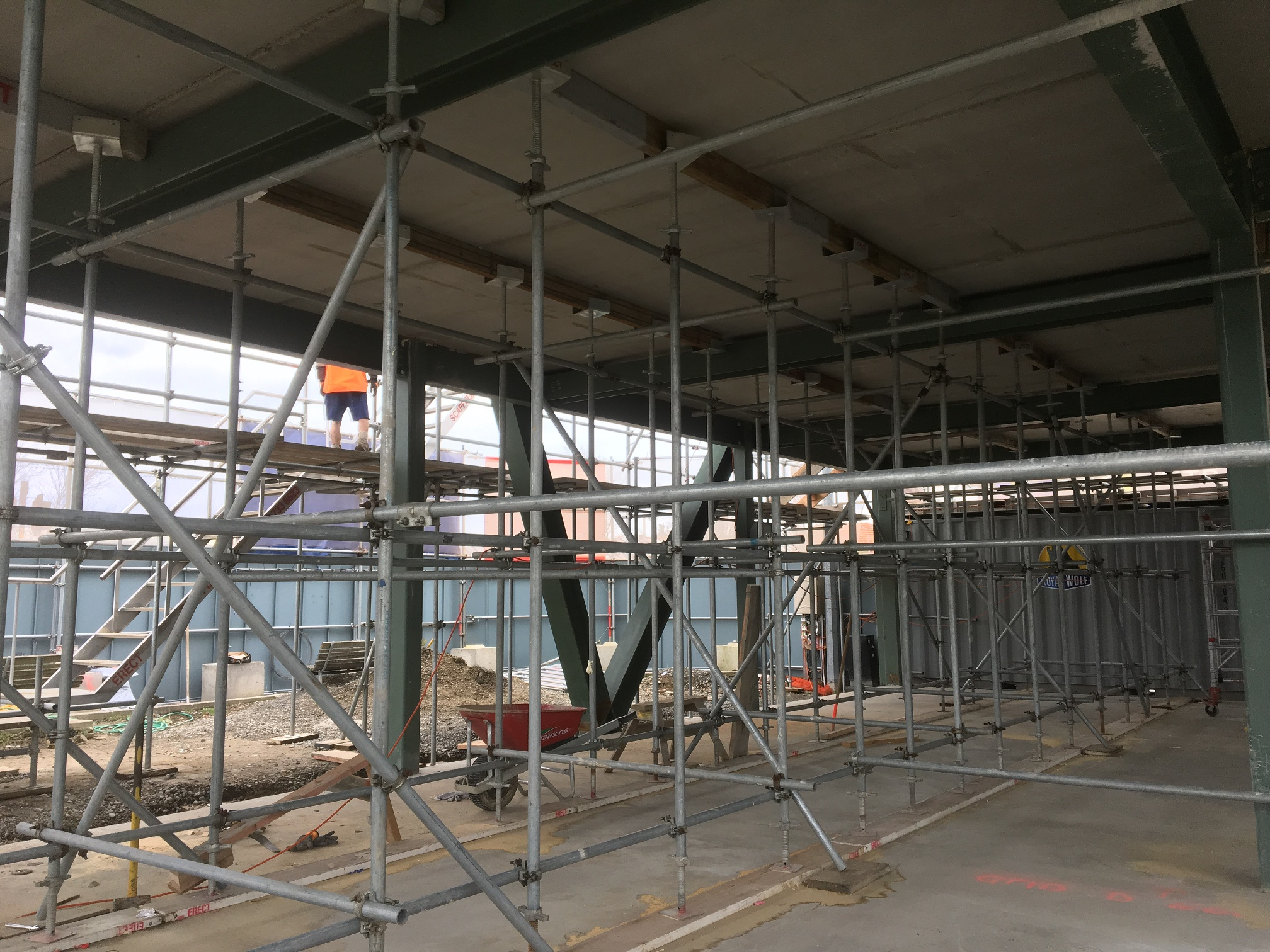 Scaffolding Systems Christchurch and Canterbury, Erect Scaffolding LTD